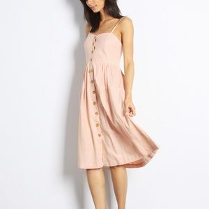 Rosé All Day Dress. *NWOT*